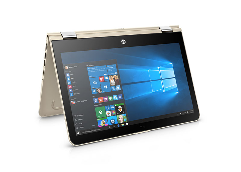 HP X365 laptop