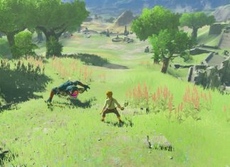 Zelda breath of the wild maria de filippi amici