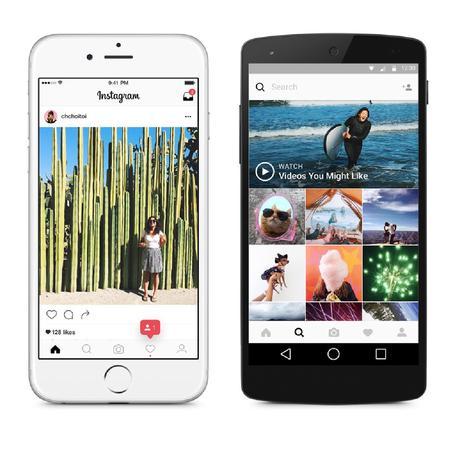 Instagram messenger audiomessaggi