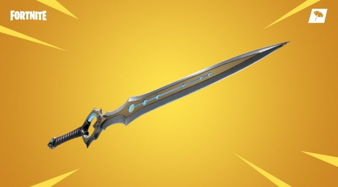 infinity blade fortnite come prendere dove