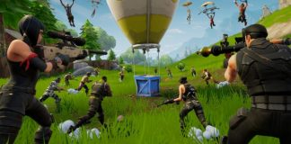 Fortnite acquisti online