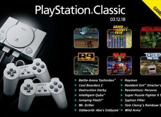 Playstation Classic prezzo uscita lista giochi
