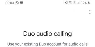 Google Duo Google Home